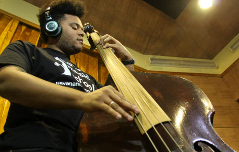 Havana Music Bass Online course