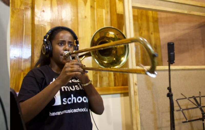 Havana Music Trombone Online course