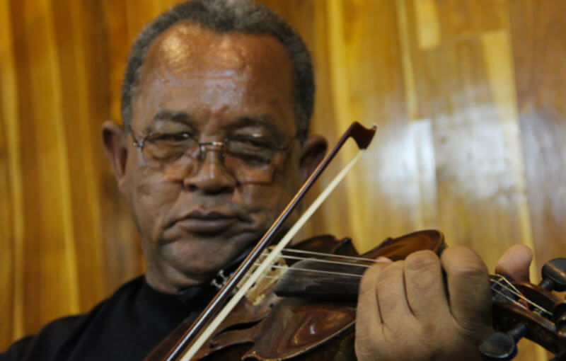 Havana Music Violin online course