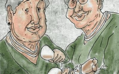 Las Hermanas Márquez – Pausa entre la trova y el son