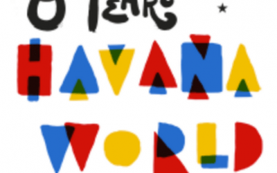 Havana World Music 2018 – With music everything gets fixed!