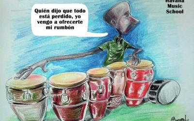 Percussion lessons in Cuba – Learn at your own pace