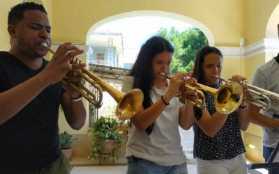 Havana Music School – Learning Cuban music in the XXIst century