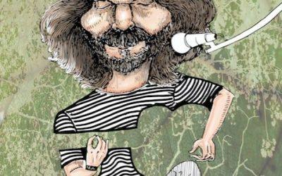 Santiago Feliu – The rebellious troubadour