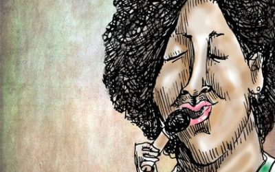 Vania Borges and the Cuban music