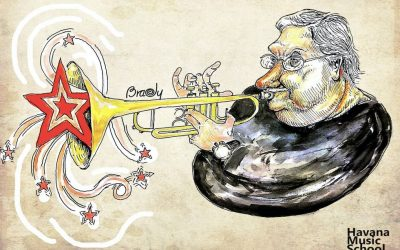 Arturo Sandoval and the magic of his trumpet
